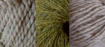 Learn to knit online - wool or acyrlic